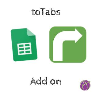 toTabs Add on