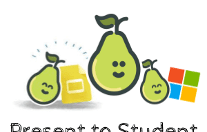 Pear Deck Present to Student Slides