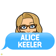 Alice keeler