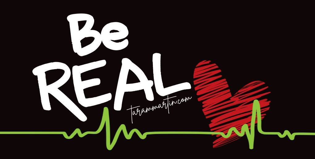 Be REAL with Educator/Author @TaraMartinEDU