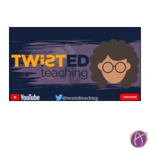 Connecting with My People Through YouTube with @TwstedTeaching