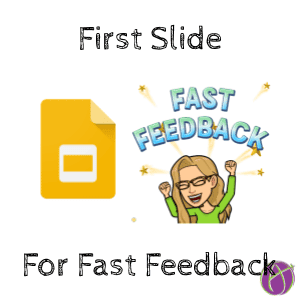 Save Hours: First Slide to Give Slides Feedback Fast