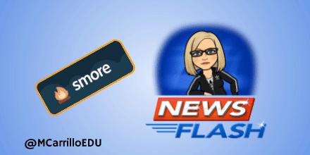 Creating A @SmoreNewsletter by @MCarrilloEDU