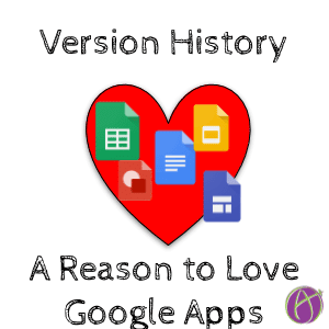 Why We Love Google Apps – Version History