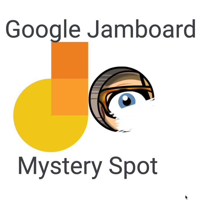 Creating a Mystery Spot in Google Jamboard