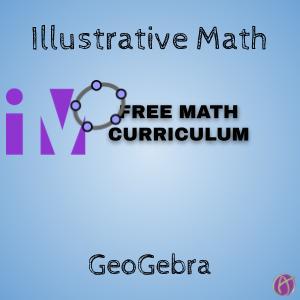 FREE DIGITAL MATH CURRICULUM: Illustrative Math in GeoGebra