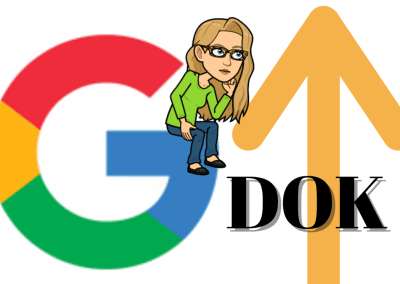 Increasing DOK with G Suite