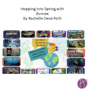 Hopping Into Spring with @Buncee By @Rdene915 - Teacher Tech