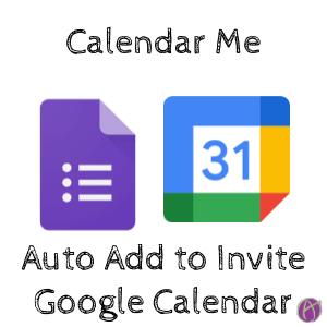 Calendar Me for Google Calendar