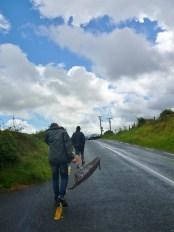 lasciamo Clonmacnoise