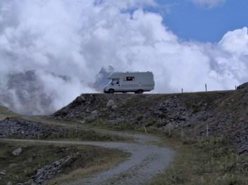 Al passo del Bernina!