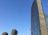 Bosco Verticale e Torre Unicredit