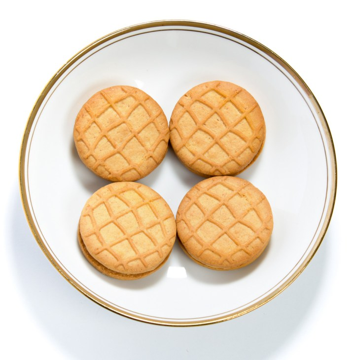 Peanut Butter Cookies by EdiPure