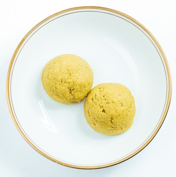 Lunar Lemon Maca Shortbread Cookie by Moonman's Mistress
