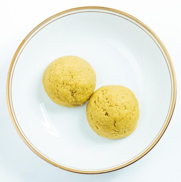 Lunar Lemon Maca Shortbread Cookie by Moonman's Mistress