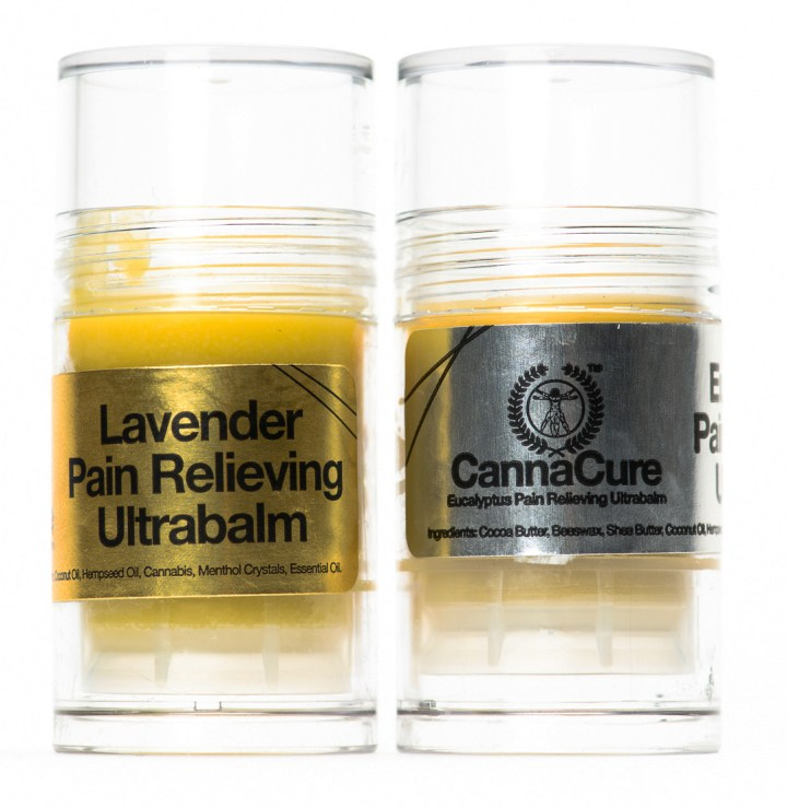 CannaCure Pain Relieving Ultrabalm