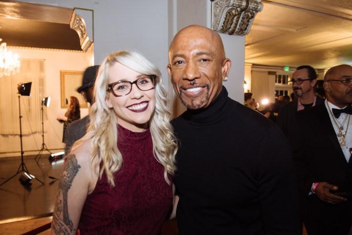 WomenAbuvGround Honoring Montel Williams
