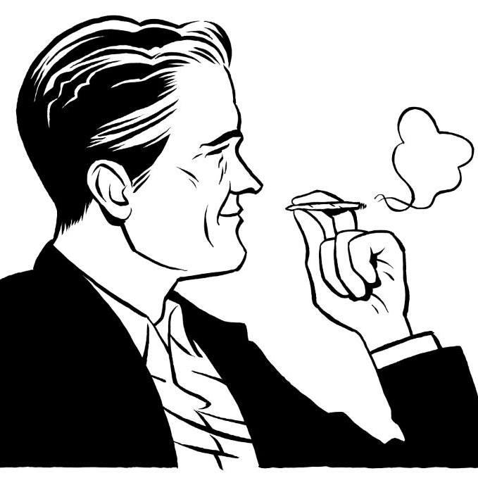 A New Smoker Evening