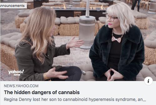 Cannabis Hyperemesis