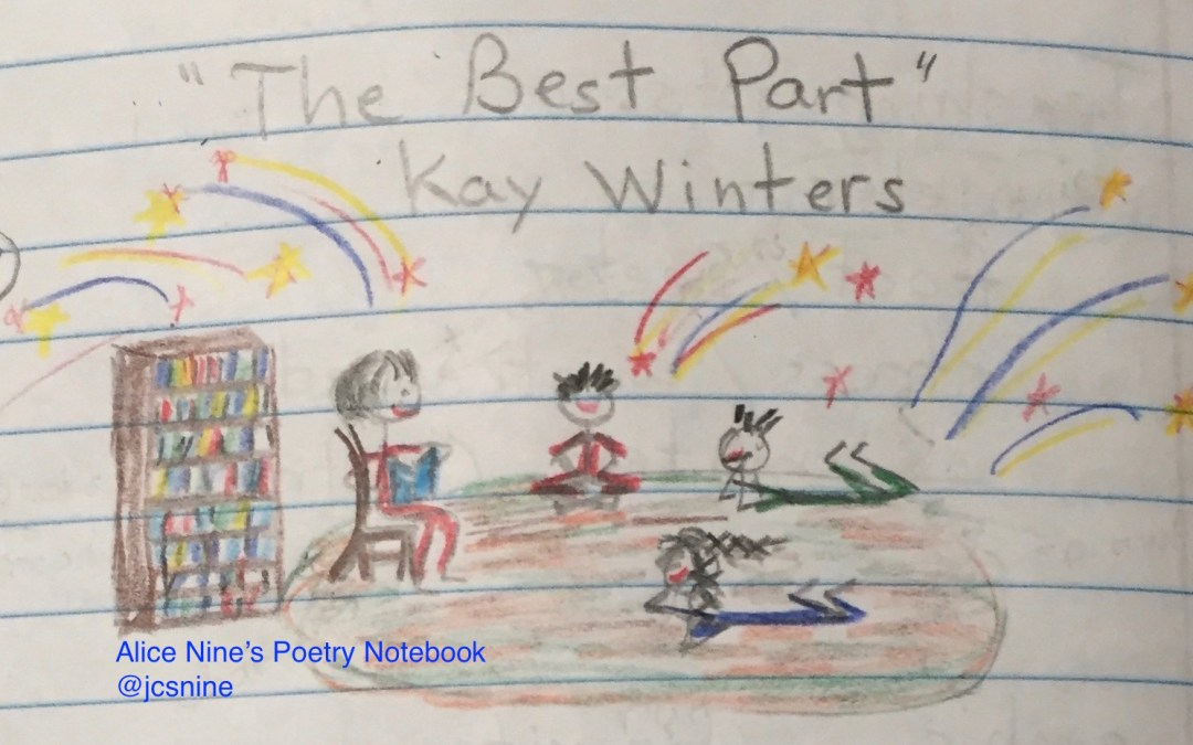 Poetry Notebook: Day Two