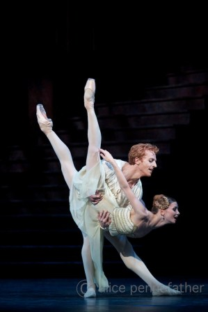 Romeo & Juliet, Courtesy of ROH - Photograph by Alice Pennefather