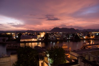 udaipur-sunset