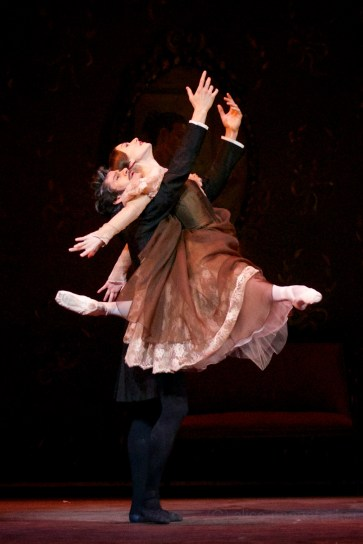 Onegin 2013 - Courtesy of ROH