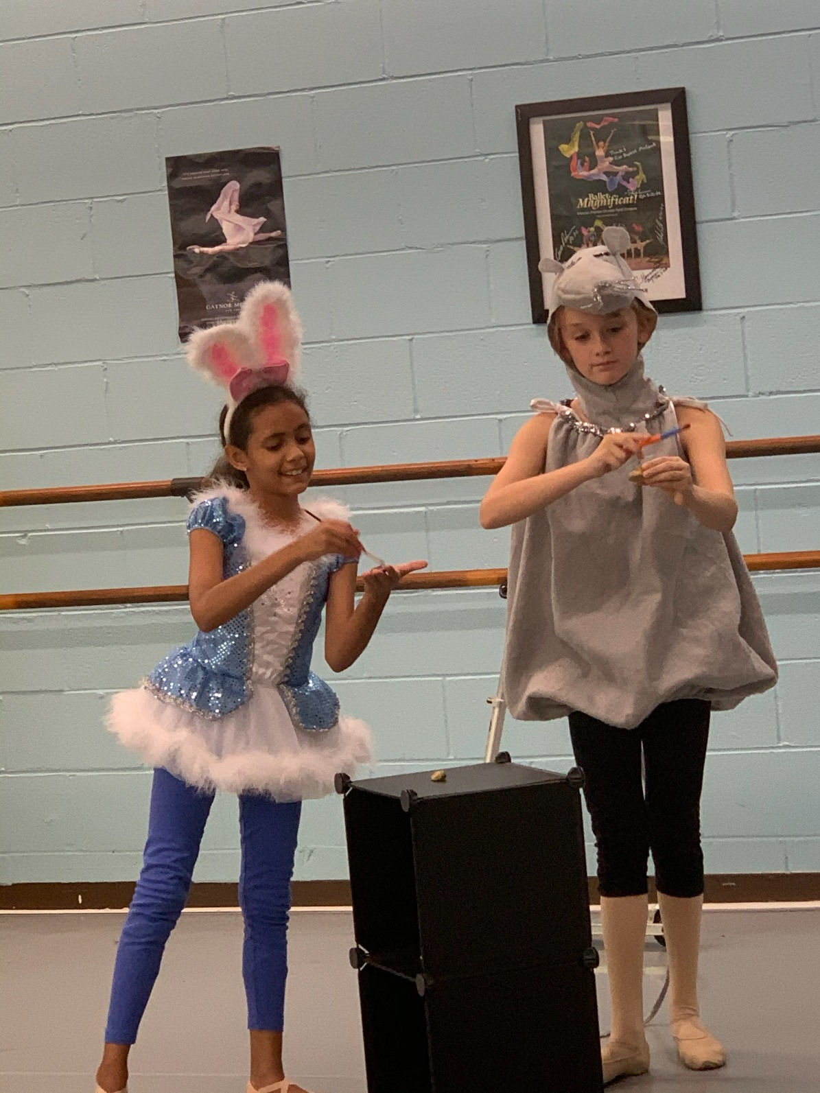 Ballet at Tylertown Public Library