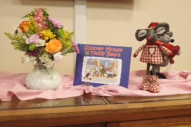 Scooter Mouse and the Teddy Bears - Book Signing
