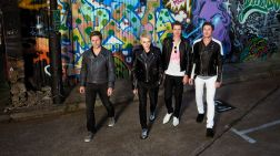 Duran Duran in the streets