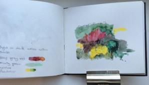 sketchbook Alice Sheridan