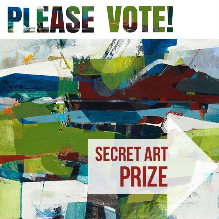 Secret Art Prize Alice Sheridan