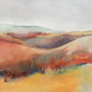 Exmoor Autumn by Alice Sheridan