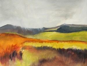 Red Rain by Alice Sheridan