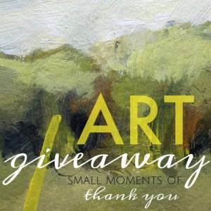 Alice Sheridan Art Giveaway