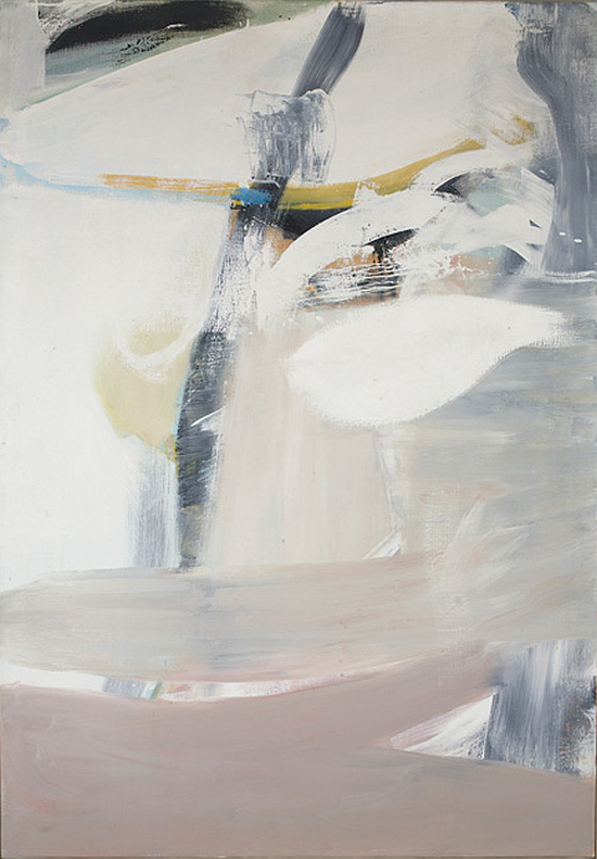 Peter Lanyon Drift 1961 oil on canvas 152.5 x 106.5cm collection Alan Bowness