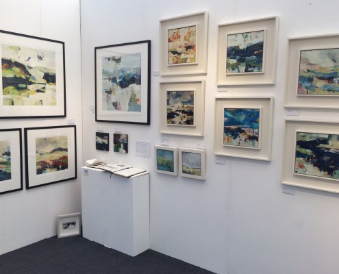 Alice Sheridan at Windsor Contemporary Art Fair 2016