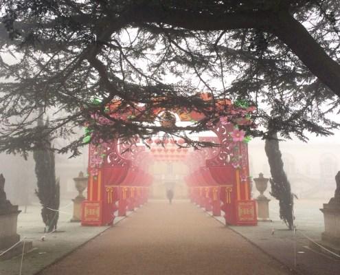 Chiswick House lantern festival