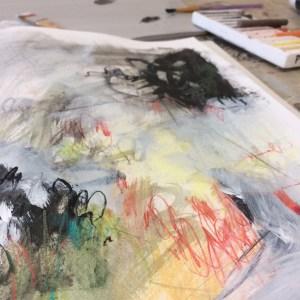 abstract sketchbook