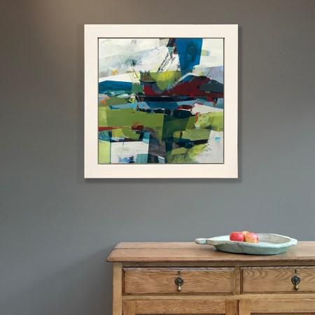 Breakwater framed Alice Sheridan