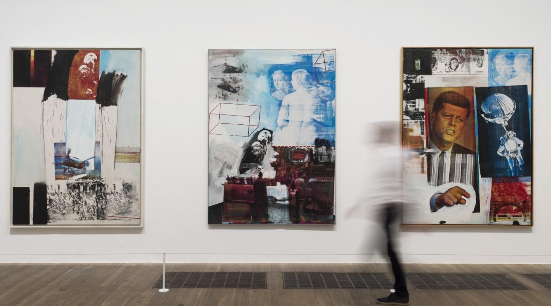 Robert-Rauschenberg-screen-prints