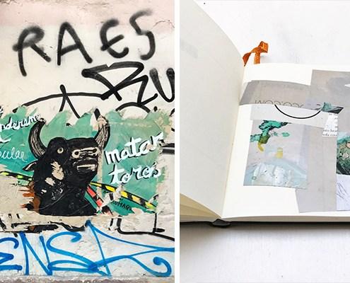Alice Sheridan sketchbook
