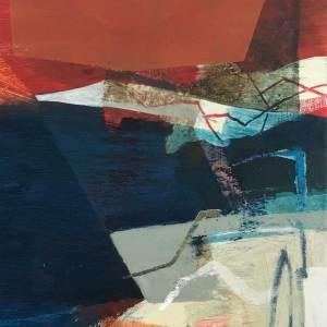 Jumping Point (detail) Alice Sheridan