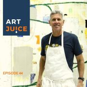 Nicholas Wilton Art Juice podcast guest