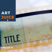 How to title and finish your art