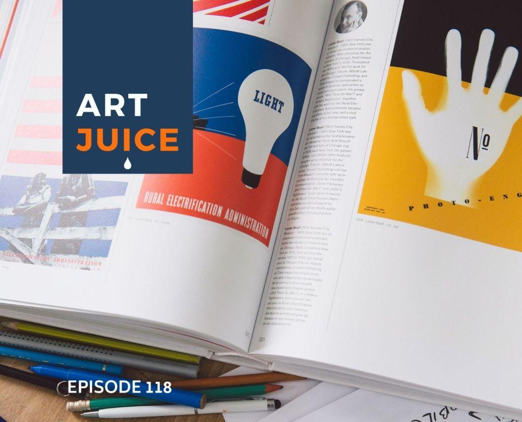 Art Juice podcast