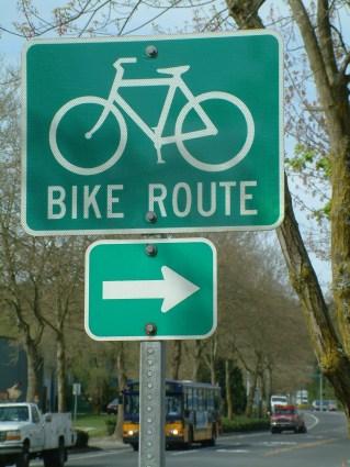 BikeRouteSign1