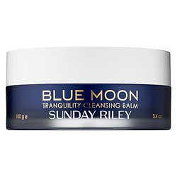 Sunday Riley's Blue Moon (Tranquillity Cleansing Balm)