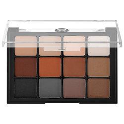 Eyeshadow Palette - Neutral Matte, Visearte