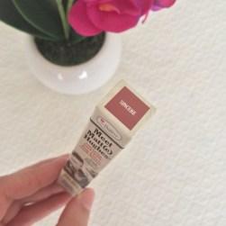 Meet Matt(e) Hughes Long-Lasting Liquid Lipstick in 'Sincere', theBalm